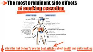 stop smoking side effects picture 9