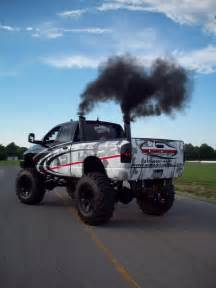 dodge cummins smoke picture 3