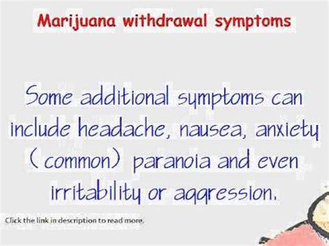 withdrawal symptoms of marijuana on libido picture 2