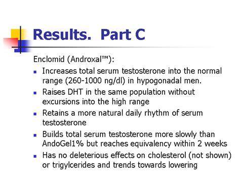 testosterone serum (total) picture 2