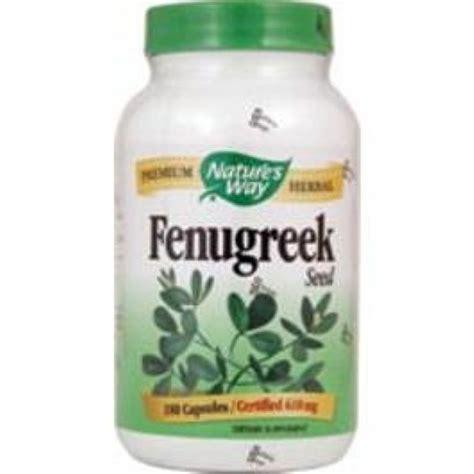 fenugreek weight gain picture 1