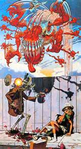 painting appetite for destruction by robert williams picture 6