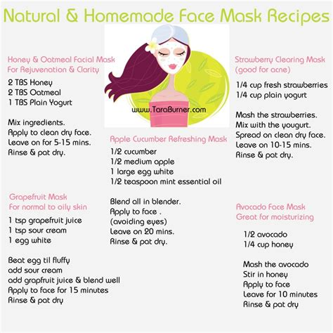 long lasting homemade natural skin care recipes picture 6