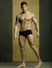 bodybuilder rico elbaz picture 2