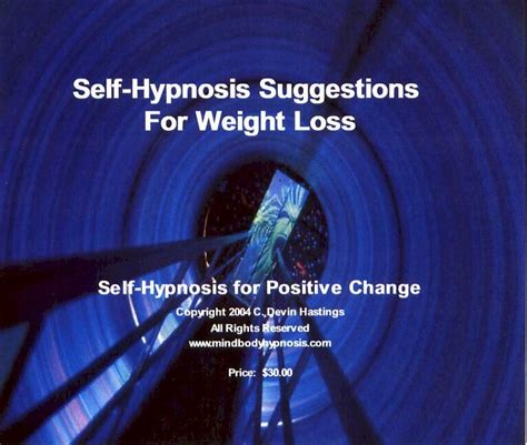 self hypnosis weight loss picture 2