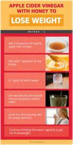apple cider vinegar with honey weight loss picture 7