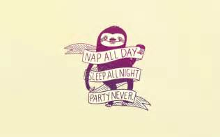 i want to sleep all day and party picture 1