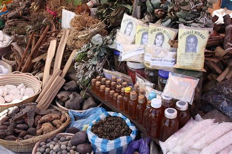 african culture burning herb remedy picture 1