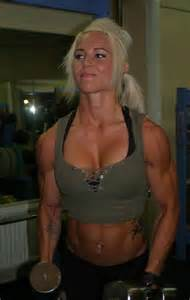 muscle women picture 9