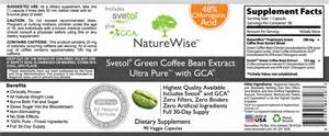 ultra pure green coffee bean extract picture 11