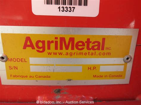 agrimetal model bw-300 picture 7