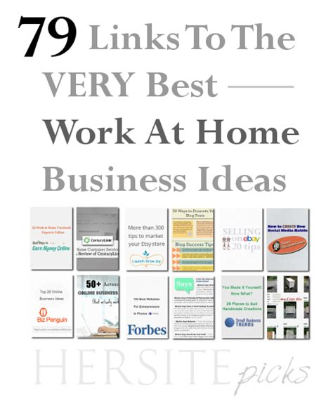 business ideas to work at home picture 5