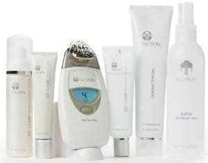 harga update nu skin gel galvanic spa picture 3