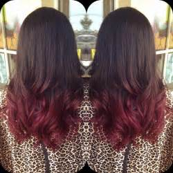can dyed red hair go to brunette picture 15