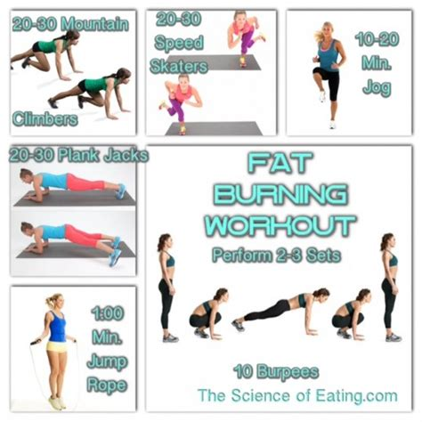 dumbbell workout burn fat picture 6
