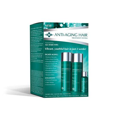 anti-aging hair treatment system picture 7