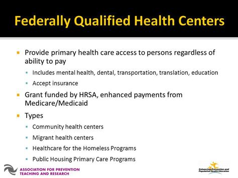 federal qualified health care centers picture 5