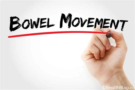 bowels movements to loose weight picture 2