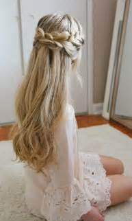 prom hair fomal wedding long picture 2