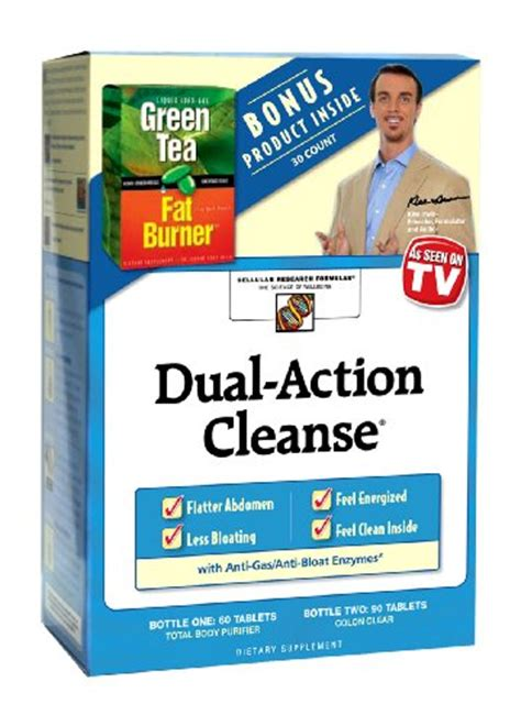 whats in dual action cleanse picture 1