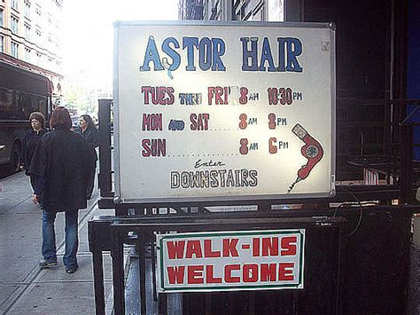 Astor place hair care picture 9