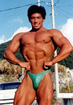 female muscle asian picture 5