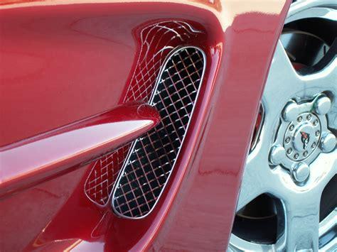 corvette fender debris screen picture 2