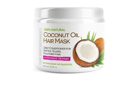 coconut oil hair picture 6