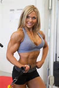 hot female muscle picture 6
