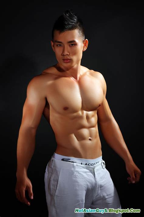 asian muscle beauty picture 2