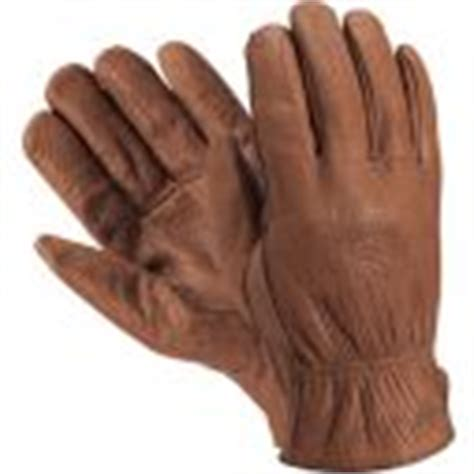 cabela's unlined buffalo skin gloves picture 1