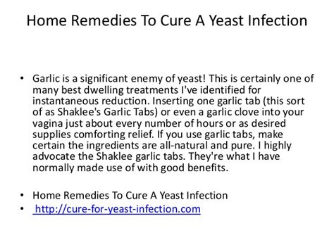 home remedies for yeast infection picture 14