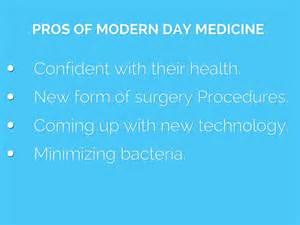 advantage of modern medicine picture 2