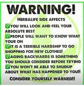 drawback of herbal life weight picture 3