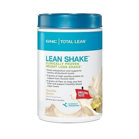 gnc protein weight loss shakes picture 1