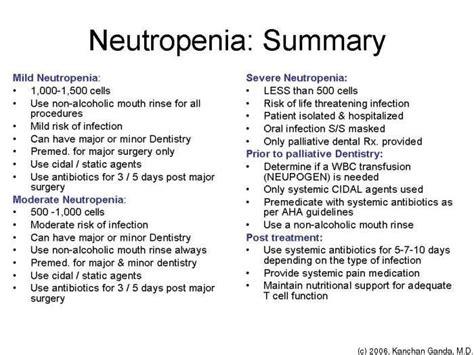 what autoimmune disease causes high neutrophils picture 1