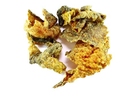 fried salmon skin picture 1