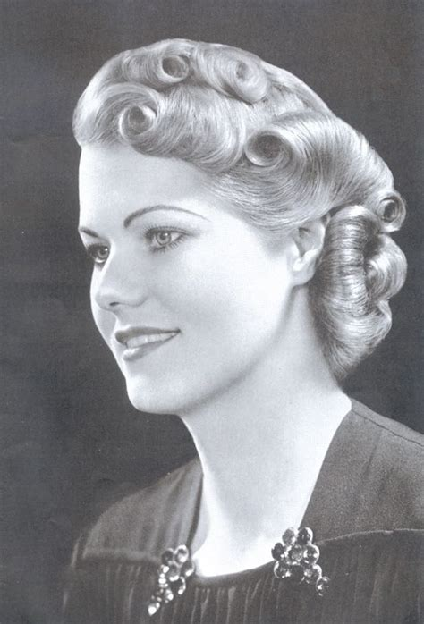 1930's and1940's hair styles picture 10