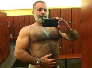 black muscle bear picture 11