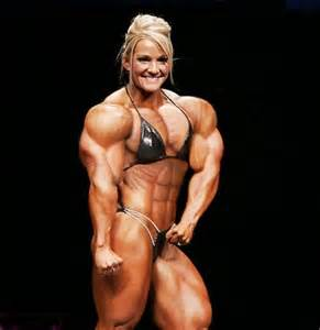 women muscles bodybuilders and wrestlers their shows of picture 10