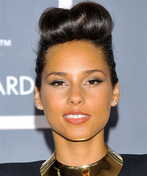 alicia keys hair picture 13