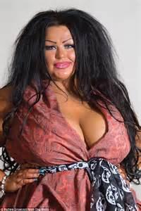 ebony long breast picture 17