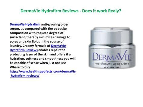 dermavie anti aging cream picture 1