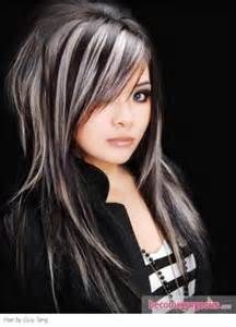 black hair ideas picture 19