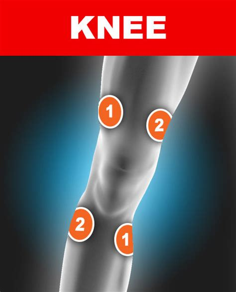 electronic knee pain relief picture 1