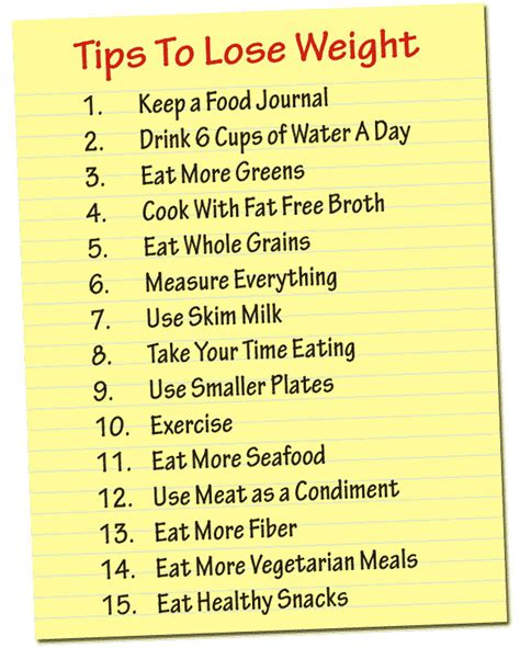 weight loss nutrition picture 6
