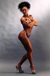 black woman bodybuilder picture 7