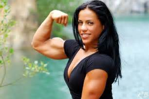 female muscle models picture 3