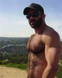 hairy chubby men list picture 5