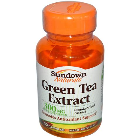 a pill with probiotic with green tea picture 5